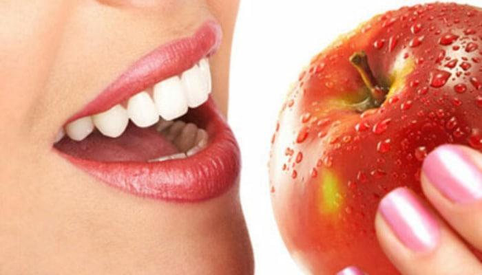 Diş və damaqlarınızın sağlamlığı üçün Bunları yeyin!