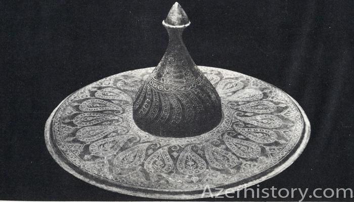 Художественный металл Азербайджана 17-19 вв. (ФОТО)