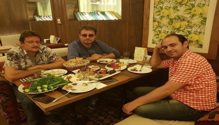 До бакинского песка так и не добрался, или Какие блюда понравились Владимиру Маркину