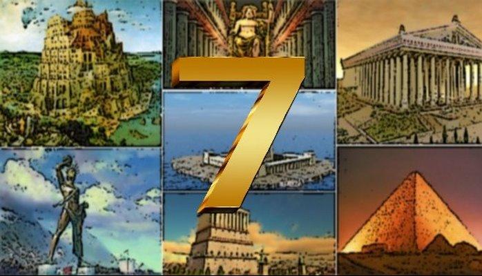 Dünya'nın 7 Harikası Nelerdir?