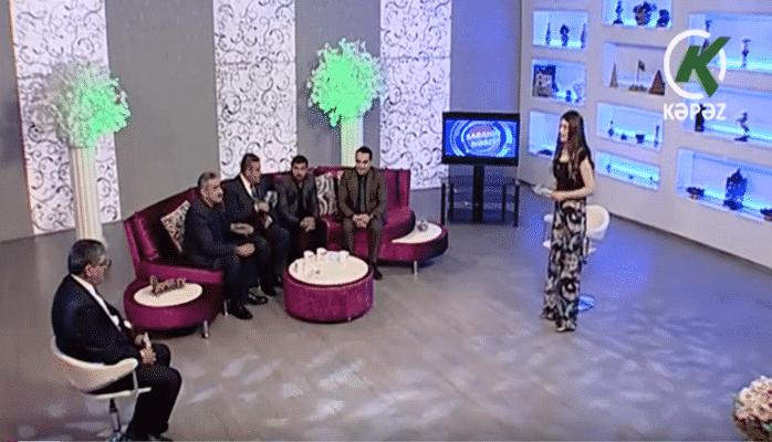 """""""AVTO KLUB AZƏRBAYCAN"""" klubu Kəpəz TV-nin """"Sabahın nəbzi"""" verilişində qonaq olub"""
