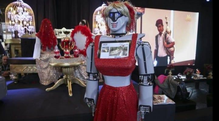 Xına mərasimlərini robotlar idarə edəcək
