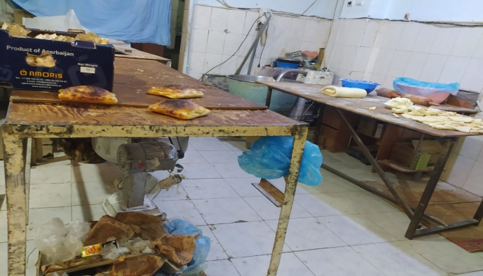 В Баку ограничена работа малой пекарни
