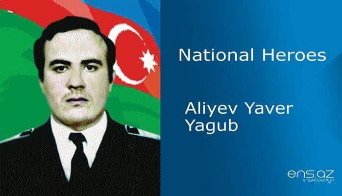 Aliyev Yaver Yagub