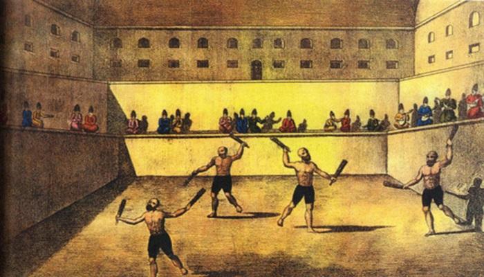 Из истории спорта в древнем и средневековом Азербайджане