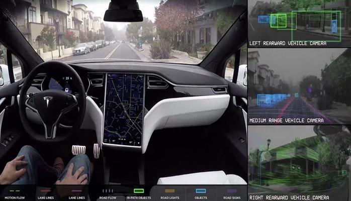 Biri Bizi Gözetliyor: Tesla Araçları, Park Halindeyken Bile Kamera Kaydı Yapacak