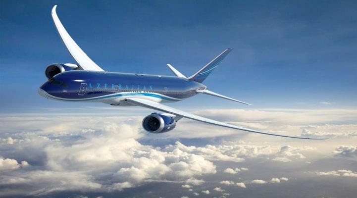 'Азербайджанские Авиалинии' временно приостанавливают полеты в Пекин