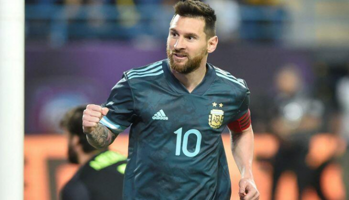 Гол Месси принес победу сборной Аргентины