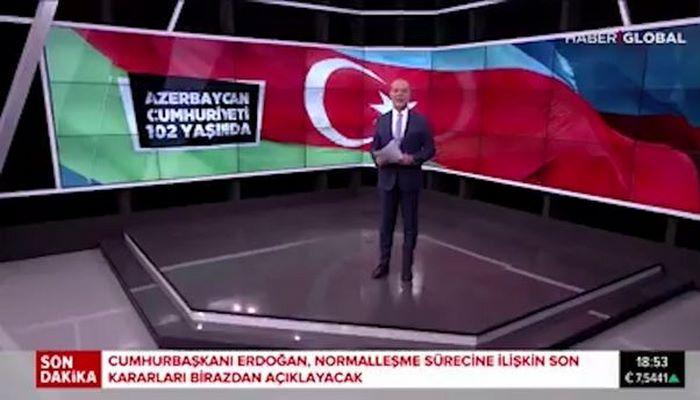 Türkiyə mətbuatı Azərbaycanın Respublika Gününə həsr olunmuş süjet hazırlayıb
