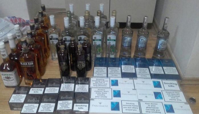 Tütün və içki istehsalı artıb