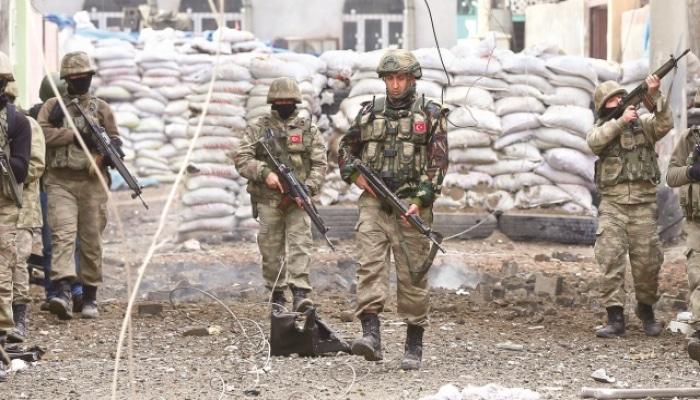 На севере Ирака погибли двое турецких военнослужащих