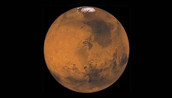 Marsda mübahisələrə səbəb olan kəşf