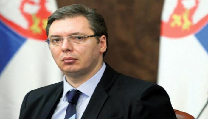 Президент Сербии госпитализирован