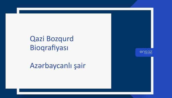 Qazi Bozqurd