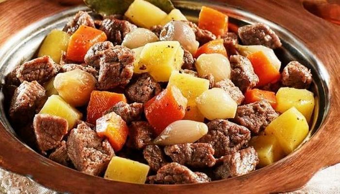 """""""Tas kebabı""""- популярное блюдо Османского периода"""
