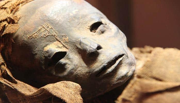 Misirdə tapılan yadplanetli mumiyası dünya elmini silkələdi