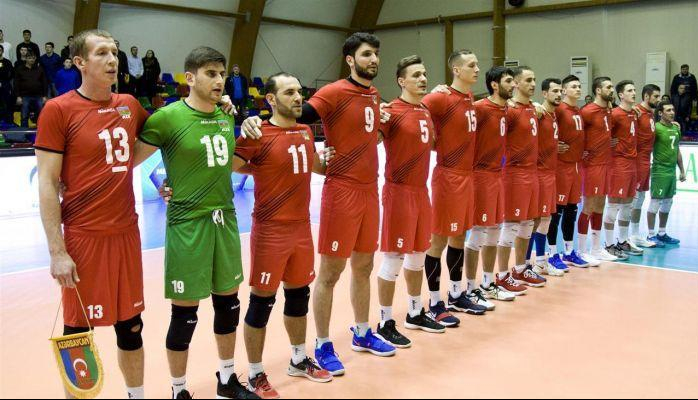 Azerbaijan beats Luxembourg in European Championship qualifying tournament
