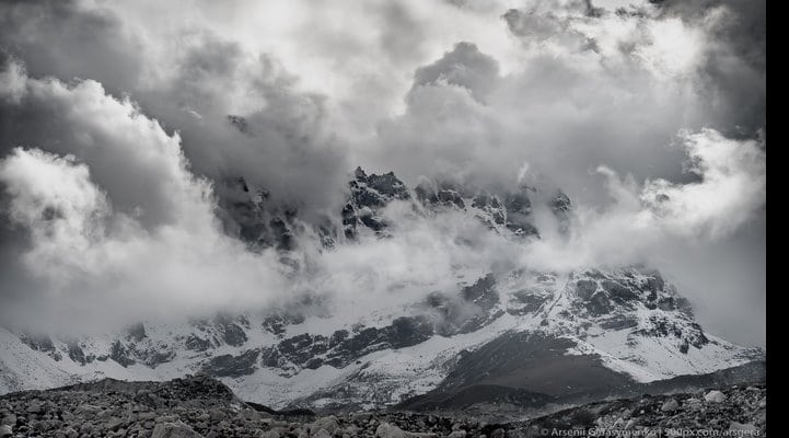 Tibet buzlağında naməlum viruslar aşkar olunub