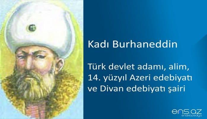 Kadı Burhaneddin