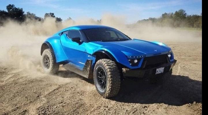 Лаффит воскрешает Zarooq Sand Racer мощностью 720 лошадиных сил