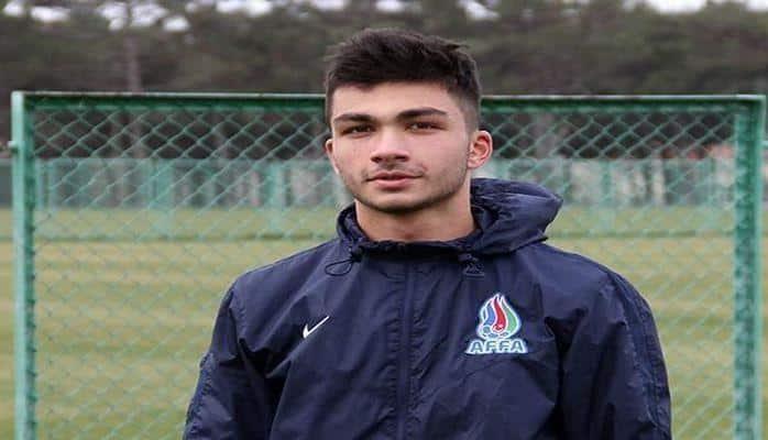 Сын Гурбана Гурбанова забил четыре мяча испанскому клубу