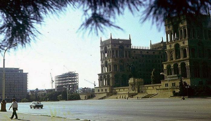 Лето 1970-х в Баку (30 ФОТО)