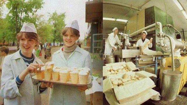 Sovetin dondurması haqda maraqlı faktlar