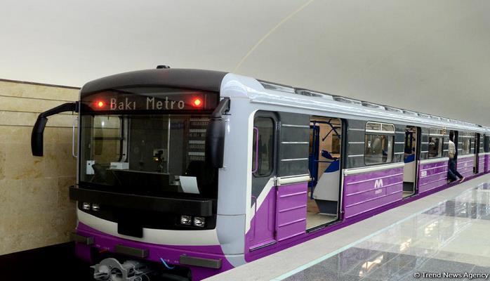 """Metronun """"Xətai"""" stansiyası vaxtından tez istifadəyə veriləcək"""