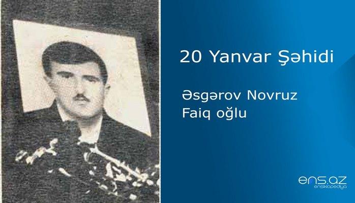 Əsgərov Novruz Faiq oğlu