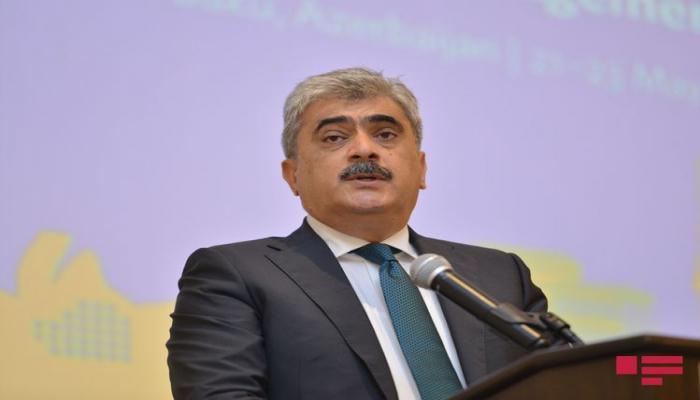 Самир Шарифов: В бюджете образовался профицит в размере 500 млн манатов