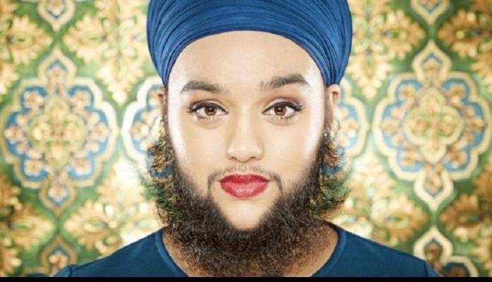 Harnaam Kaur: Dünyanın ən gənc saqqallı qadını
