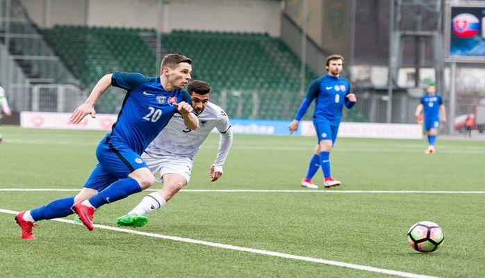 Изменен состав сборной Словакии на матч с Азербайджаном