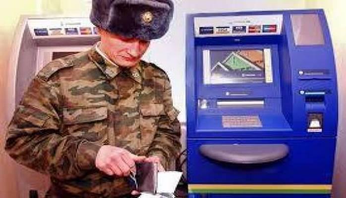 Rusiya Bankı Ermənistanda və 3 separatçı qurumun ərazisində bankomatlar quraşdırdı