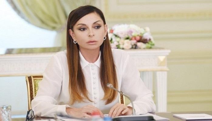 Mehriban Əliyeva üçün özəl gün