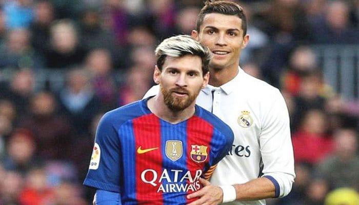 Messi Ronaldodan danışdı