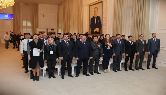 Gəncədə Region Gənclərinin I Sahibkarlıq Forumu keçirilib