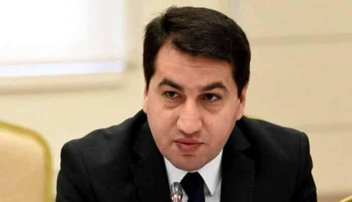 Хикмет Гаджиев: Азербайджано-российские связи успешно развиваются в плоскости стратегического партнерства