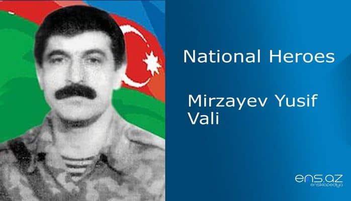 Mirzayev Yusif Vali