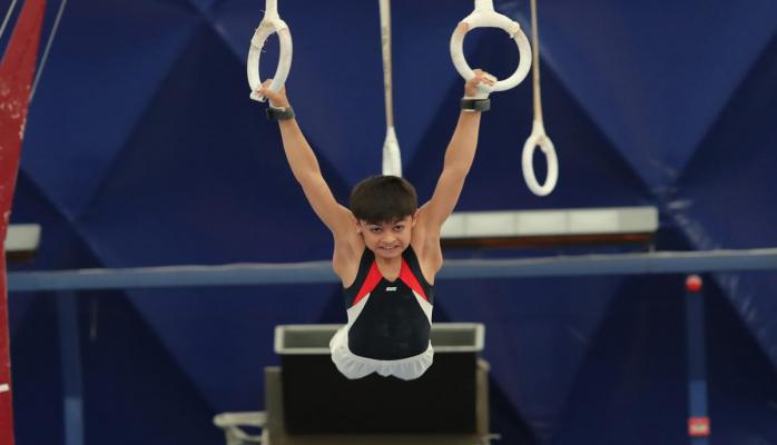 В Сумгайыте проходят соревнования 26-го Чемпионата Азербайджана и первенства Баку по мужской и женской спортивной гимнастике