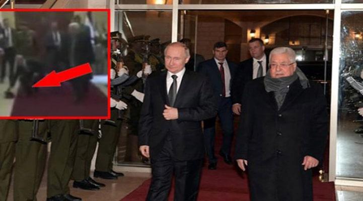 Dünya Putinin bu jestindən danışır