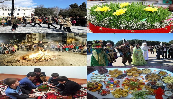 Novruz bayramı Azərbaycanda