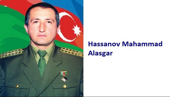 Hasanov Mahammad Alasgar
