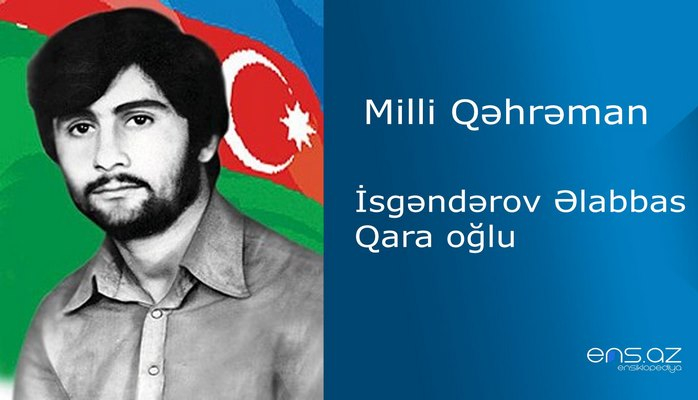 Əlabbas İsgəndərov Qara oğlu