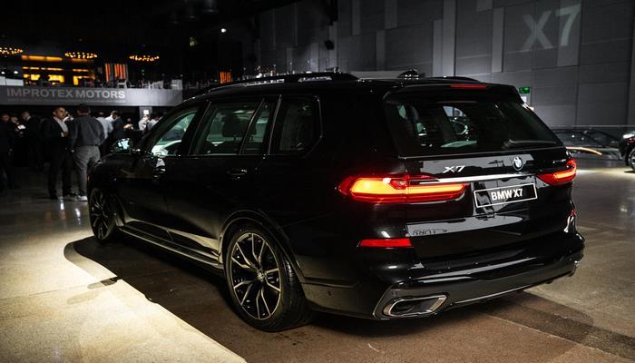 """""""Improtex Motors"""" şirkəti yeni flaqman BMW X7 krossoverinin təqdimatını keçirdib"""