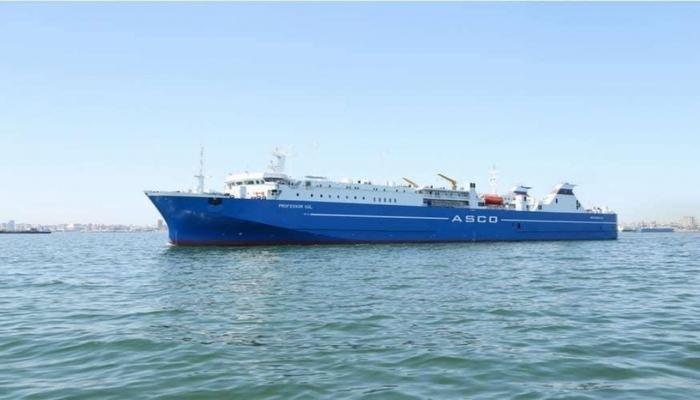 Daha 24 nəfər gəmi ilə Bakıdan Qazaxıstana göndərilib