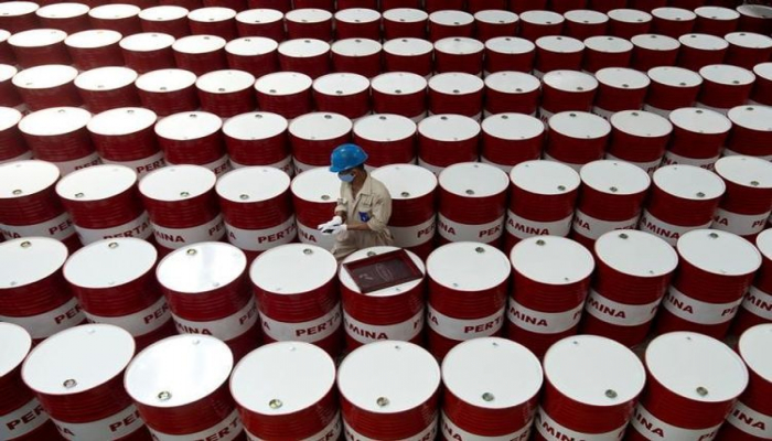 ABŞ-ın neft ehtiyatları yenidən artıb