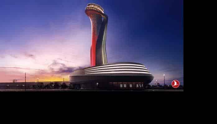 Dünyanın ən böyük hava limanı belə olacaq