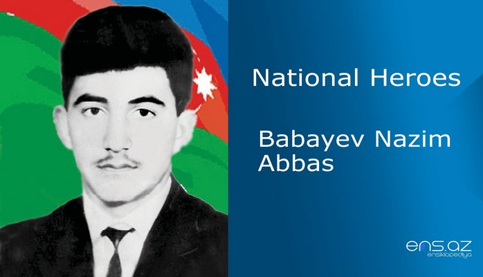 Nazim Babayev Abbas oğlu