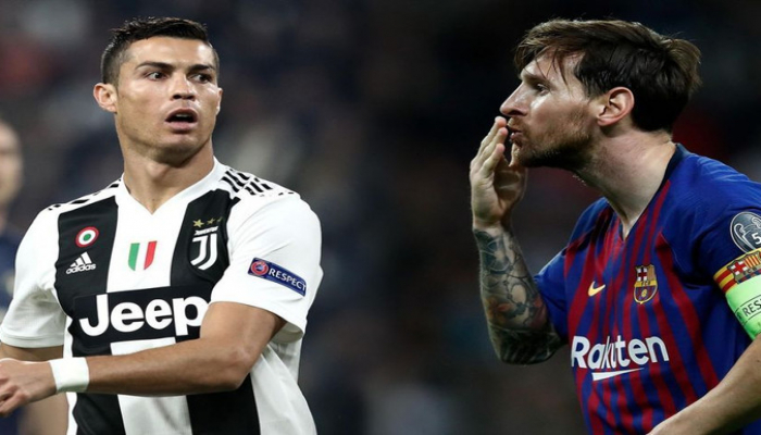 Messi onu nahara dəvət edən Ronalduya cavab verib