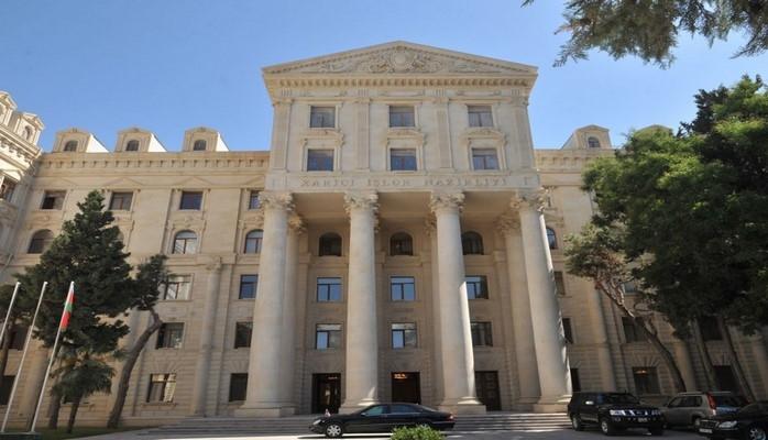 Новоназначенный генеральный консул Турции в Гяндже вручил Министерству иностранных дел консульский патент